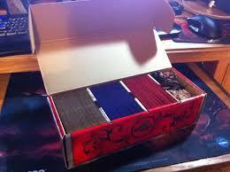 magic edh deck box multi deck edh box forum