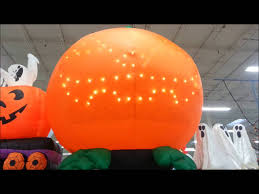 Gemmy Halloween Inflatable Dragon by Gemmy Airblown 8 Inflatable Pumpkin With Lightshow Coming To