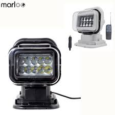 2018 Marloo Led Marine Remote Control Spotlight Offroad Truck Car ... 2018 10w Led Heavy Duty Spot Lamp Spotlight Work Light For Car Side Loader Garbage Truck 04 Duramax Unity Install Dads Youtube Western Star Jenkins Diesel Springfield Missouri Januarys Custom Wrap The Stick Co Client Jimmy Vs Insure My Food Fire Partsled Spotlightblack Dodge Charger Rh Forum An Insane Sixdoor Ford Super Fordtruckscom Led 20w 6500k Car Truck Auto Driving Anyone Have A Pillarmounted Spotlight On Their F150 Propane Gets At Ntea
