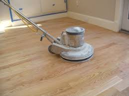 Square Buff Floor Sander by Sanding Sappy Or Gummy Wood Flooring