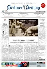 berliner zeitung 01 08 2019