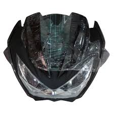 Head Lamp by Mortech Lampu Depan Headlamp Vixion New Model Ninja Z 250