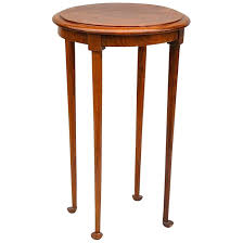 100 Oak Pedestal Table And Chairs On Rounded Feet For Sale Double Id F