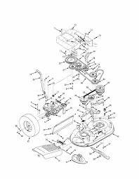 Craftsman Lt1000 Drive Belt Size by Sears Lt1000 Riding Mower Wiring Diagram Gandul 45 77 79 119