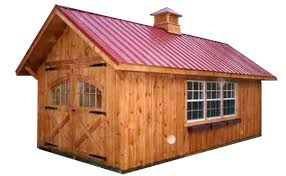 Wood Storage Sheds 10 X 20 by Rocky Mountain Structures Llc