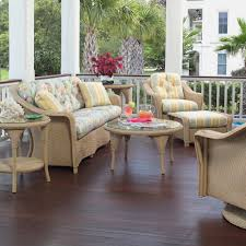 Lloyd Flanders Patio Furniture Covers by Lloyd Flanders Reflections Wicker Sofa Special Opportunity Buy