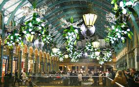 Blackout brings Christmas to Covent Garden Access All Areas