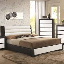 King Platform Bed With Headboard by Coaster Home 203331ke Regan King Platform Bed With Channel Tufted
