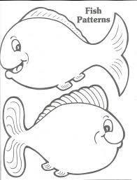 Printable Fish Bowl Valentine Template Free Coloring Pages For Kids In Plans Gallery Ideas