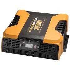 100 Truck Power Inverter Drive 3000Watt With 4 AC 2 USB APP With