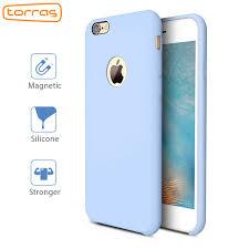 TORRAS Liquid Silicone Case for iPhone 6 6s Plus Phone Cover