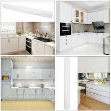 komplett küchen ausstattung 5m weiß möbelfolie hochglanz