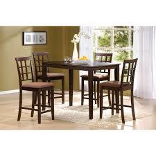 5 Piece Counter Height Dining Room Sets by Dining Tables Round Pub Table 5 Piece Counter Height Dining Set