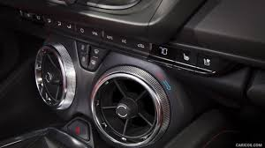 2016 Chevrolet Camaro Interior Detail