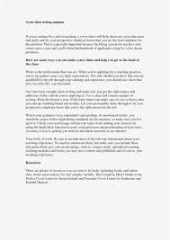 Proposal Letter To Client Sample Business For New Position Event