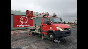 100 Truck Mounted Boom Lift Used MULTITEL 160 ALUDS 2011 For Sale In Auction Mounted Boom Lift Equippocom