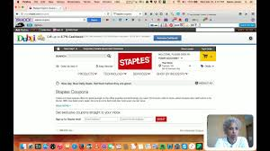 Staples Coupon Codes $25 Off $75 - Love To Save! - YouTube