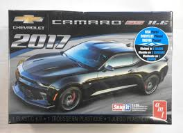 Amt 1032 Camaro 55 1le Snap It Model Kit | Cars, Motorbikes, Trucks