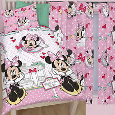 Minnie Mouse Bedroom Decor by Minnie Mouse Bedroom Ebay
