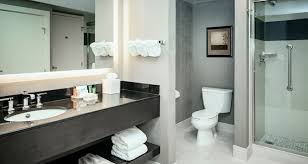 Hermitage Hotel Bathroom Movie by Hilton Brentwood Suites Near Nashville Tennessee
