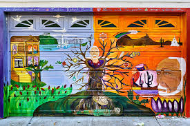 Balmy Alley Murals Mission District by Ipernity Father Richard Purcell In Loving Memory U2013 Balmy Alley