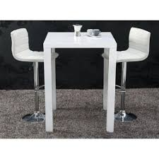 charmant bout de canape ikea 5 table de bar betty blanc laque