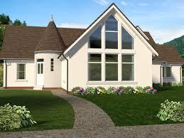 100 Kames House Type Macleod Construction Ltd