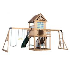 Oceanview Wooden Swing Set - Playsets | Backyard Discovery Backyard Adventures Wooden Playsets Gym Sets American Sale Swing Give The Kids A Playset This Holiday Sears Swingsets And Nashville Tn Grand Sierra Natural Green Grass With Pea Gravel Garden For 131 Best Images On Pinterest Swings Interesting Design And Plus Gorilla Wilderness Do It Yourself Thunder Ridge Set Shop Discovery Shenandoah Residential Wood With Review Adventure Play Atlantis Dallas Catalina Playground Outdoor
