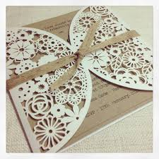 Laser Cut Wedding Invitations As To Help You Get Inspiration For Invitation