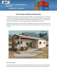 100 How To Make A Container Home P Advantage Of Shipping Container House By James Fin Issuu