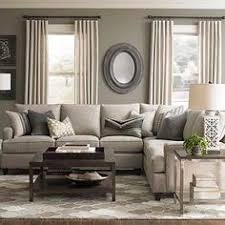 Custom Upholstery Medium L Shaped Sectional