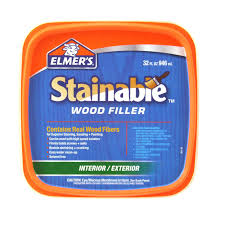 Dap Flexible Floor Patch And Leveler Sds by Elmer U0027s E892 Stainable Wood Filler 32 Oz Wood Fill Amazon Com