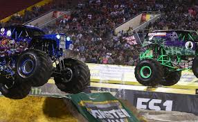 100 Biggest Monster Truck Jam By The Numbers Jam
