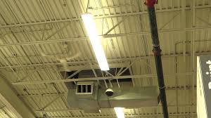 Home Depot Ceiling Fans by Big Ceiling Fan At Home Depot Youtube