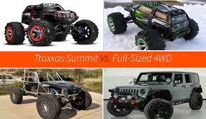 Traxxas Summit Vs. Full-Sized 4WD | Top Speed Traxxas Summit Gets A New Look Rc Truck Stop 4wd 110 Rtr Tqi Automodelis Everybodys Scalin For The Weekend How Does Fit In Monster Scale Trucks Special Available Now Car Action Adventures Mud Bog 4x4 Gets Sloppy 110th Electric Truck W24ghz Radio Evx2 Project Lt Cversion Oukasinfo Bigfoot Wxl5 Esc Tq 24 Truck My Scale Search And Rescue Creation Sar