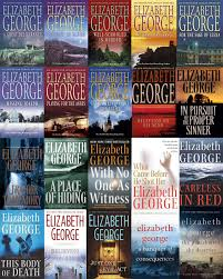 The 20 Novels In Lynley Mystery Series Are