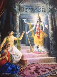 100 Krisana The Birth Of Lord Krishna The Vampires Wife
