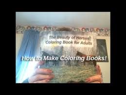 How To Make Coloring Books