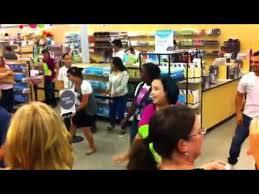 Nordstrom Rack west covina Flash Dance Mob