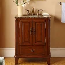 Overstock Bathroom Vanities 24 by Silkroad Exclusive Granite Top 28 Inch Single Sink Vanity Cabinet