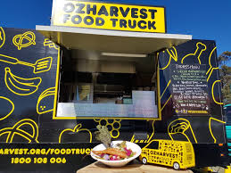 Christmas Parties With The OzHarvest Food Truck - OzHarvest