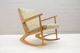 Vintage Rocking Chair By Georg Jensen For Tønder Møbelwerk - 1950s ... Mid Century Rocking Chair The Fniture Rooms Vitra Rar With Upholstery Pale Rose With Seat Upholstery Warm 10 Best Rocking Chairs Ipdent Fdb Mbler J52b Chair Design Brge Mogsen 1950s 12 Iconic Designs From The Mood Vintage Model 175f And 175gh Foot Stool By Shop Acapulco White Indoor Outdoor On Sale Free Antique Gooseneck Carved Needlepoint Midcentury Shapely In Light Grey Fabric
