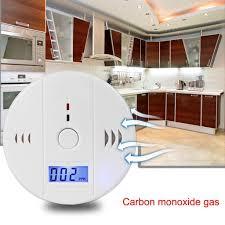 mengs co melder kohlenmonoxidmelder gasmelder gaswarner mit lcd display