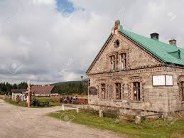 100 Gamekeepers House Today Tourist Chalet Orle Jizera Mountains