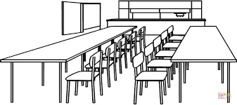 Full Size Of Furnituretrendy Classroom Table And Chairs Clipart Desk Kid Picture