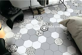 hex floor tile plain ideas hexagon tile bathroom floor attractive