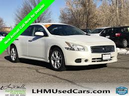100 Nissan Trucks 2014 PreOwned Maxima 4dr Car In Riverdale X4167