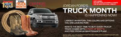 100 Rebates On Ford Trucks Truck Month Special