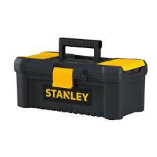 100 Plastic Truck Toolbox Tool Box Parts Organizer Storage Case Bin Work Chest