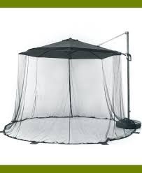 Mosquito Netting For 11 Patio Umbrella by Expecting Benefits From Mosquito Netting For Patio Umbrella Naindien